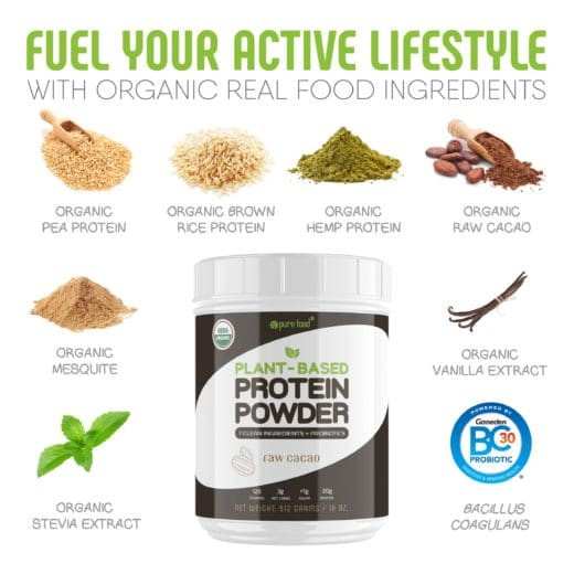 best dairy free protein powders